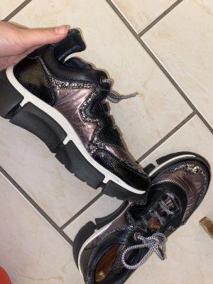 Cetti Lace-Up Sneaker multicolored