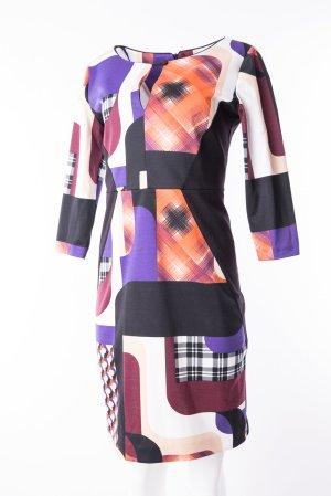 CF-SELECTION - Kleid mit buntem Print