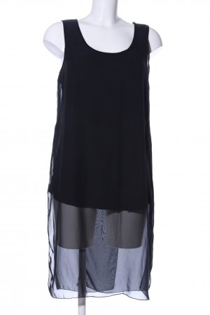 Cha Cha Vente Long Top black elegant