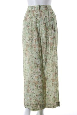 Chafor High-Waist Hose mehrfarbig Street-Fashion-Look