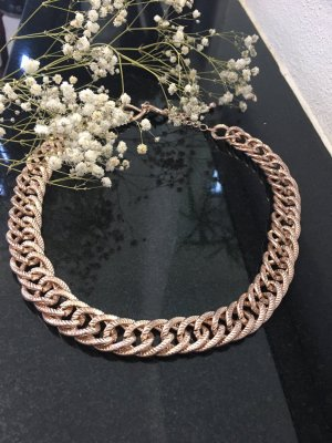 Link Chain rose-gold-coloured-gold-colored