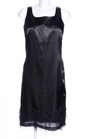 Chaloc Robe fourreau noir style d'affaires