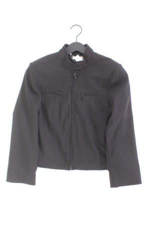Chaloc Jacke Größe 38 schwarz aus Polyester