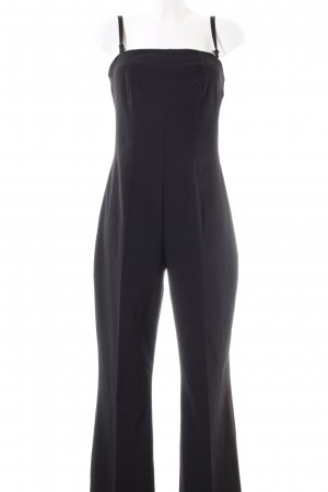 Chaloc Jumpsuit schwarz Business-Look