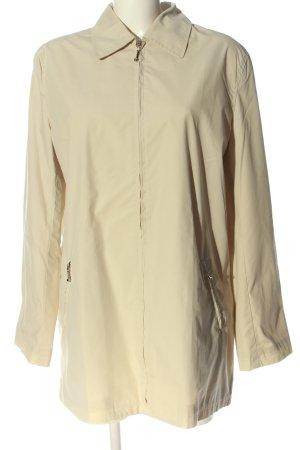 Chaloc Cappotto corto bianco sporco stile casual
