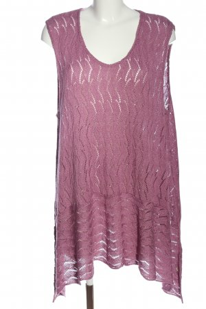 Chalou Long Blouse pink casual look