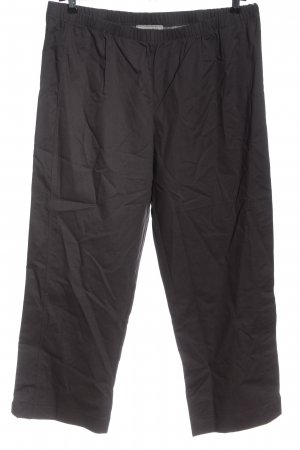 Chalou Jersey Pants brown casual look
