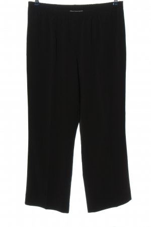 Chalou Jersey Pants black casual look