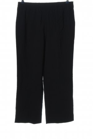 Chalou Stretch Trousers black casual look