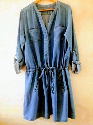 Chambrey shirt dress XL