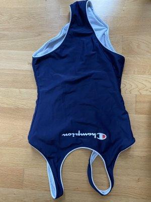 Champion badeanzug XL blau