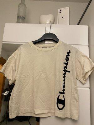 Champion Basic Shirt white-black
