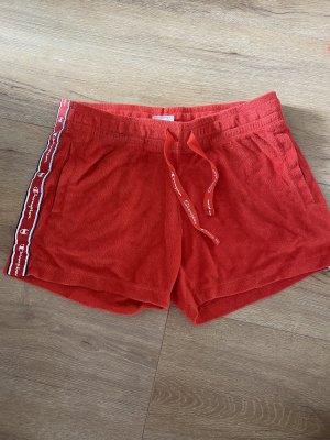 Champion Skorts red-dark red