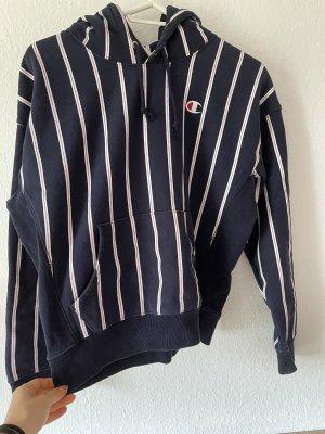 Champion Hooded Sweater dark blue