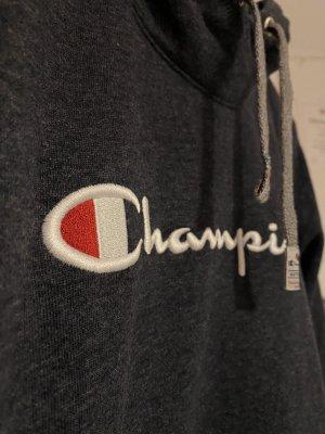 Champion Maglione con cappuccio blu scuro