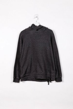 Champion Hooded Sweater grey cotton