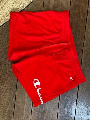 Champion Shorts red