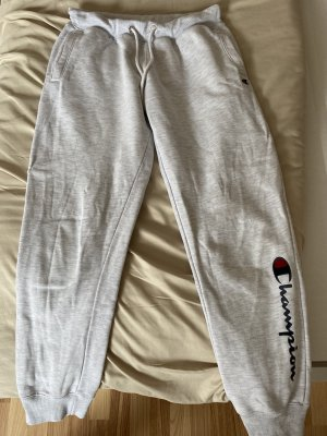 Champion Pantalone fitness grigio chiaro