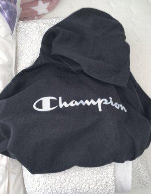 Champion Capuchon sweater zwart