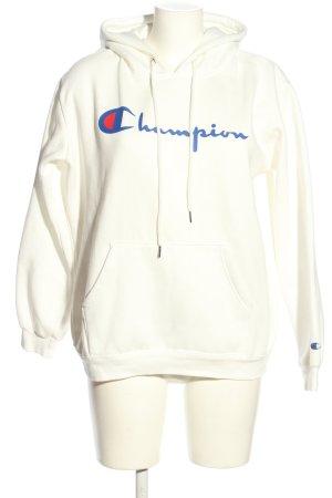 Champion Bluza z kapturem Wydrukowane logo W stylu casual