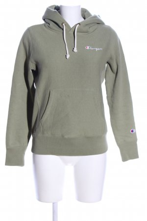 Champion Kapuzensweatshirt khaki Casual-Look