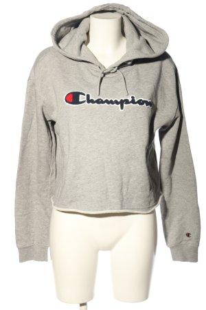 Champion Bluza z kapturem Melanżowy W stylu casual