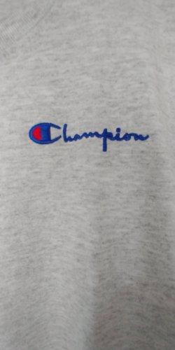Champion Sweter z okrągłym dekoltem jasnoszary
