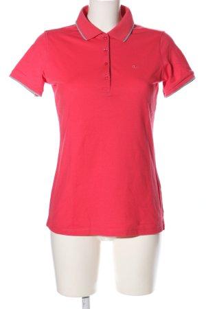 Champion Polo rosa stile casual