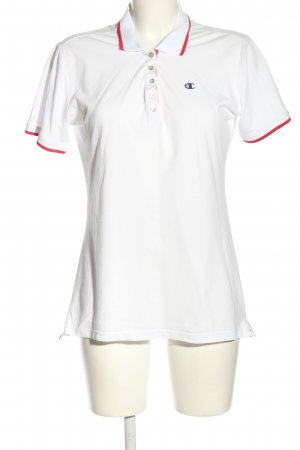 Champion Polo-Shirt mehrfarbig Casual-Look