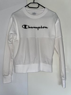 Champion Pull en maille fine blanc