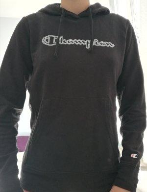 Champion Hooded Sweater black