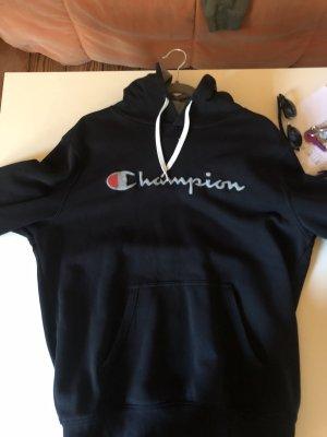 Champion Sweter z kapturem czarny