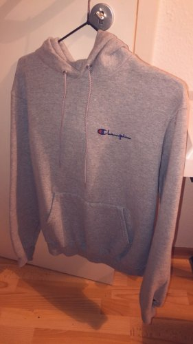 Champion Hooded Sweater light grey