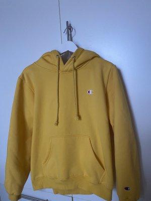 Champion Pullover gelb, NEUWERTIG