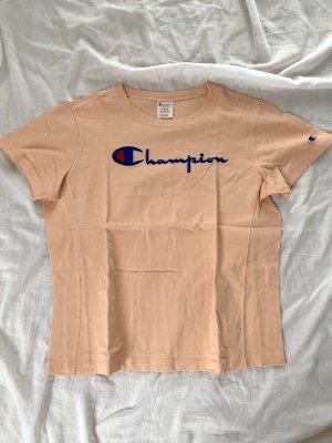 Champion Boothalsshirt abrikoos
