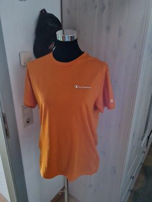 Champion T-shirt arancione