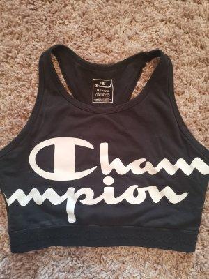 Champion Débardeur de sport blanc-noir