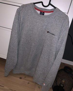 Champion Sweatshirt gris-gris clair