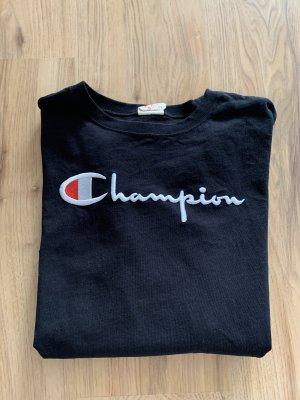 Champion Maglione girocollo nero