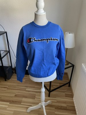 Champion Felpa blu
