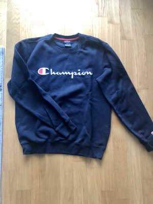 Champion Sweater dunkelblau S