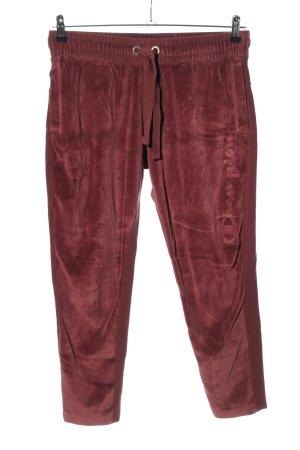 Champion Pantalon de jogging rouge style décontracté