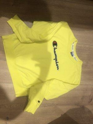 Champion Felpa giallo