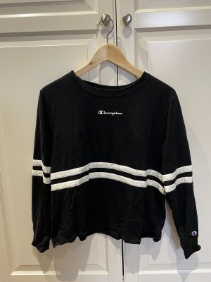 Champion Sweat Shirt black-white