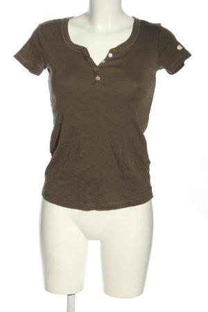 Champion T-shirt brązowy W stylu casual