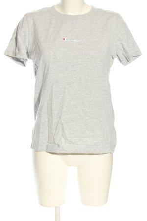 Champion T-Shirt meliert Casual-Look
