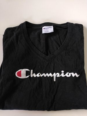 Champion T-Shirt black