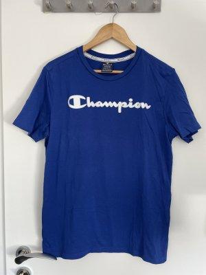 Champion T-shirt blu