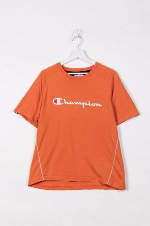 Champion T-Shirt in Orange M