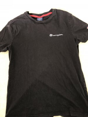 Champion Shirt basique noir